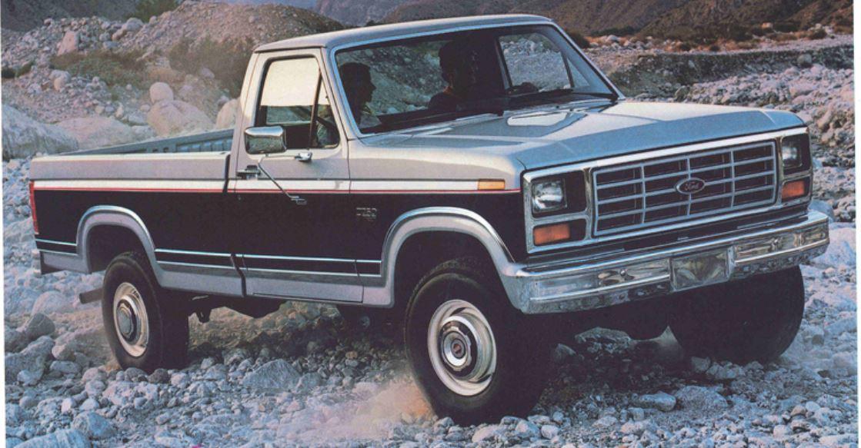 Ebay Craigslist Facebook Kijiji Finds Nice Condition 1985 Ford F 250 Xlt Hd 6 9idi Diesel 2850 Ocala Florida Location