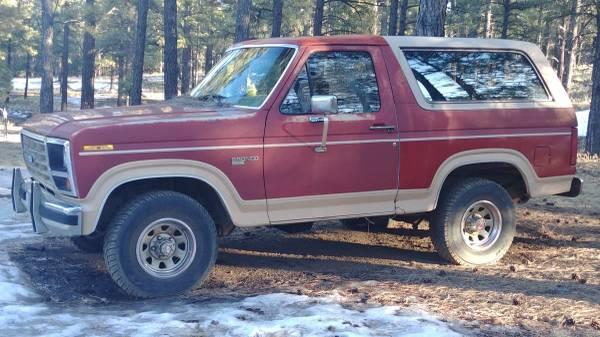 eBay & Craigslist Finds - Tempting '86 project Bronco