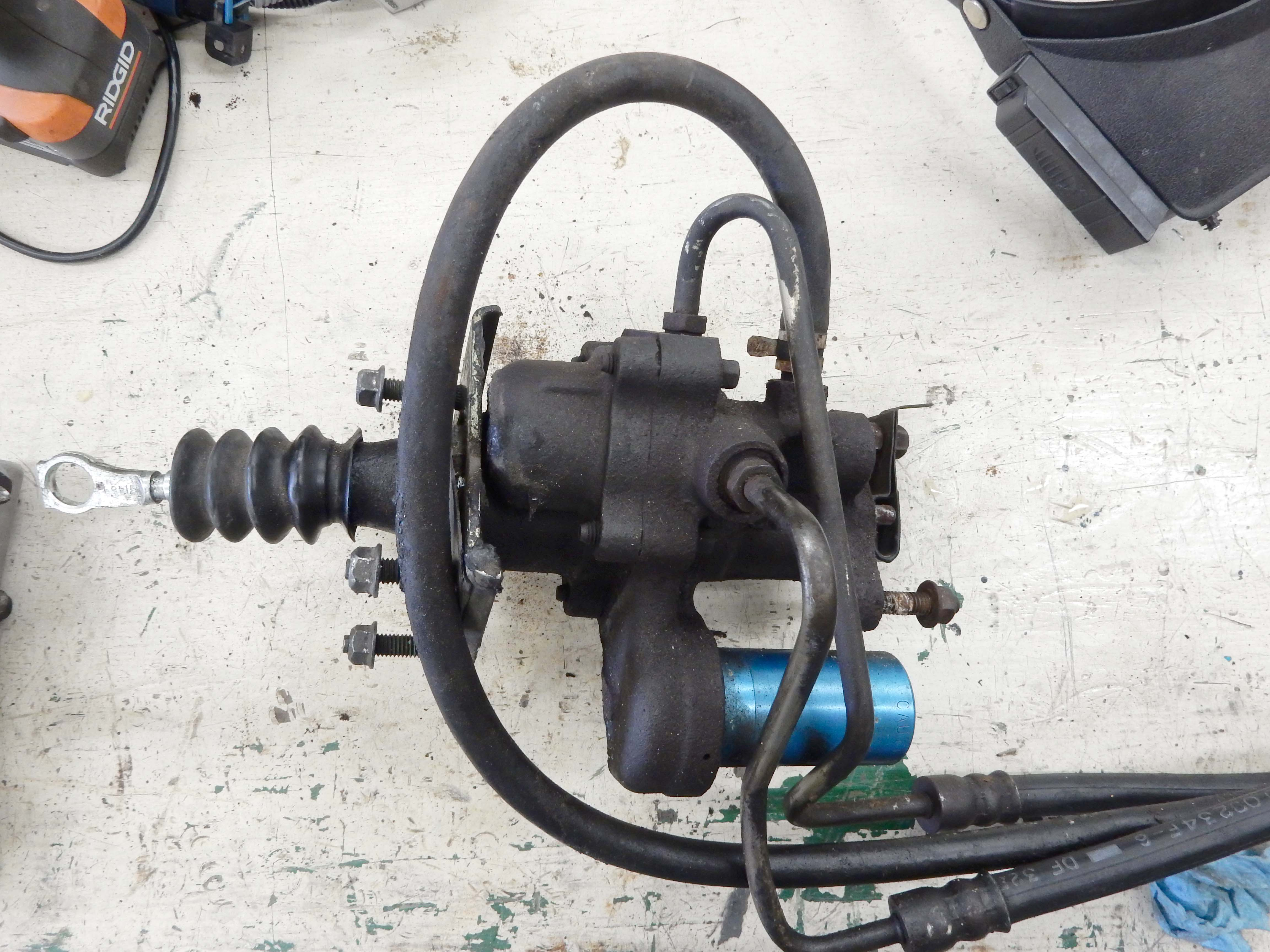 Bullnose Enthusiasts - Hydroboost brake conversion | Page 2