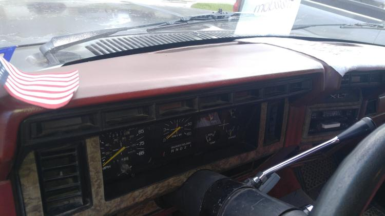 Replacement Dash 1