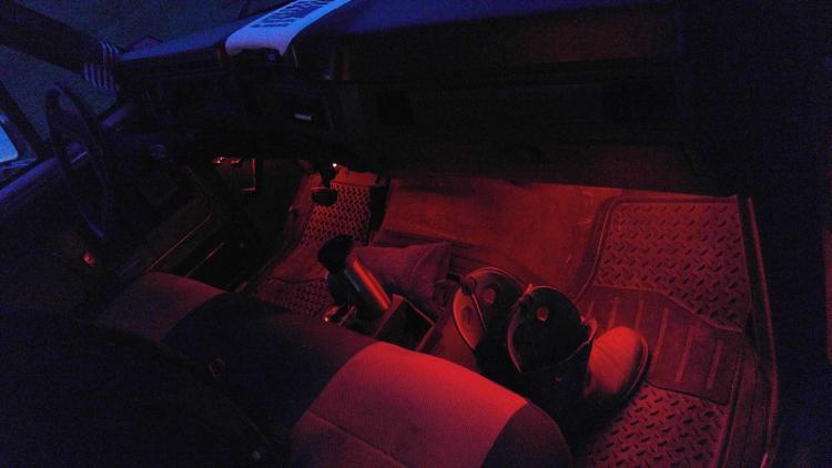 LED Lighting Interior